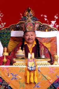 Kyabje Tsikey Chokling Rinpoche