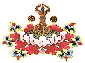 Chokgyur Lingpa Foundation Logo