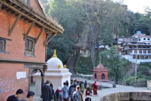 short pilgrimage to Guru Rinpoche cave at Yanglesho on the break day.